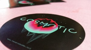 COSMOTIC Sticker Detail